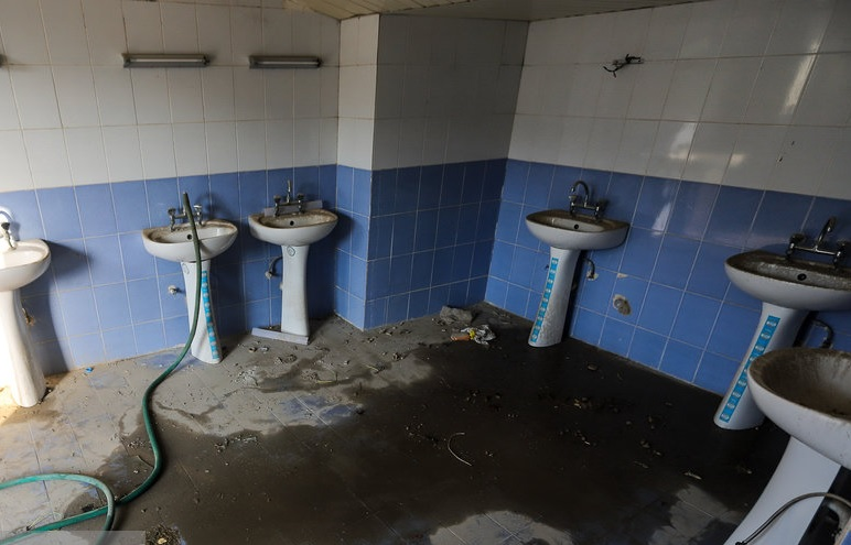 ورزشگاه تازهتاسیس ایران که ششساله مخروبه شد!