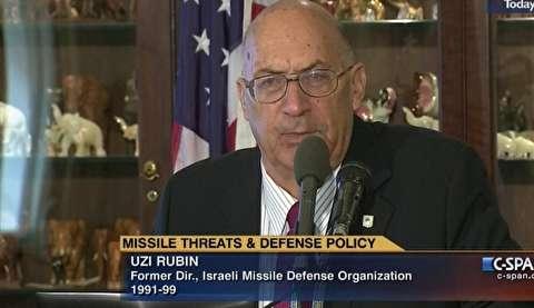 تحسین موشک ایران توسط پدر موشکی اسرائیل