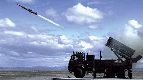 سامانه پدافند هوایی حصار