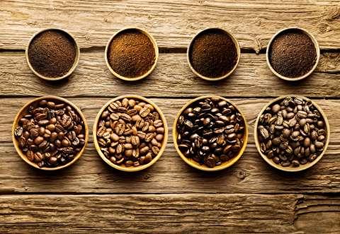انواع قهوه و تفاوت آنها