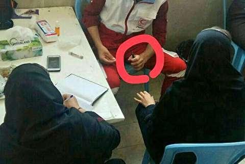 بازداشت پسری که از 60 دختر خون گرفت