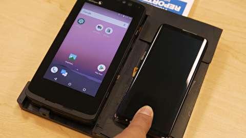 اثر انگشتخوان فراصوتی در تلفنهای همراه جدید