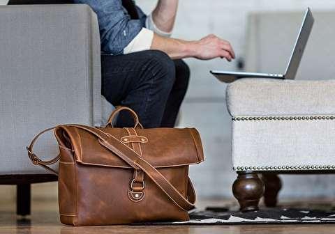 راهنمای خرید کیف چرم مردانه