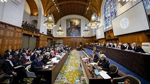 توضیحات وکیل ایران در دیوان بینالمللی دادگستری