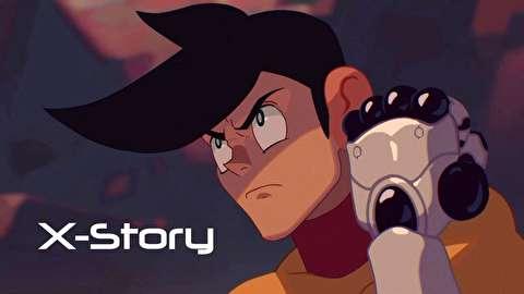 انیمیشن کوتاه داستان مجهول
