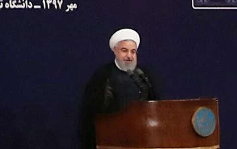 حسن روحانی: کاهش ارز دلار به دلیل امید بود