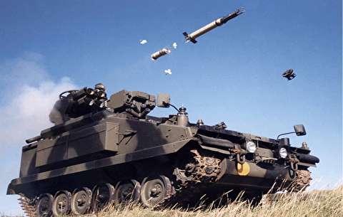 خودرو جنگی استورمر؛ یک پدافند هوایی سریع