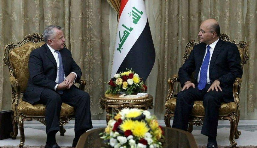 تهدید عربستان به مقابله به مثل با تحریم های احتمالی آمریکا/ توافق ایران و روسیه برای مقابله با تحریم های نفتی آمریکا/ حمایت امارات و اتحادیه عرب از عربستان در پرونده خاشقجی/درخواست رئیس جمهور جدید عراق از آمریکا