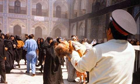 عاملان و قربانیان بمب گذاری در حرم امام رضا