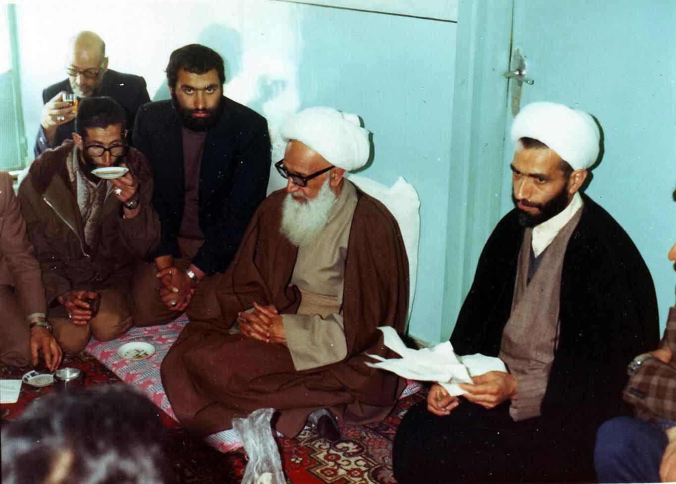 آیت الله شهید اشرفی اصفهانی که بود؟