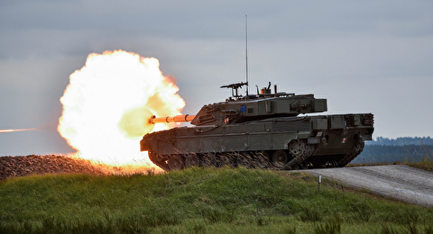 تانک اصلی میدان نبرد سی1 آرییته