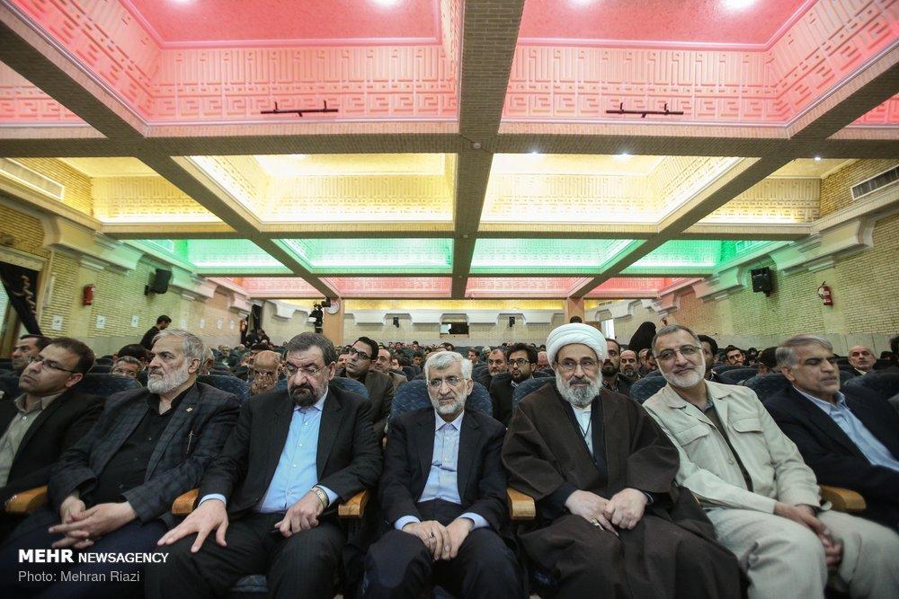 روایت «محسن رضایی» از محل تشکیل قرارگاه جنگ رسانهای علیه ایران/ جلیلی: از اقدام صحیح حتی در دولت روحانی باید حمایت کرد