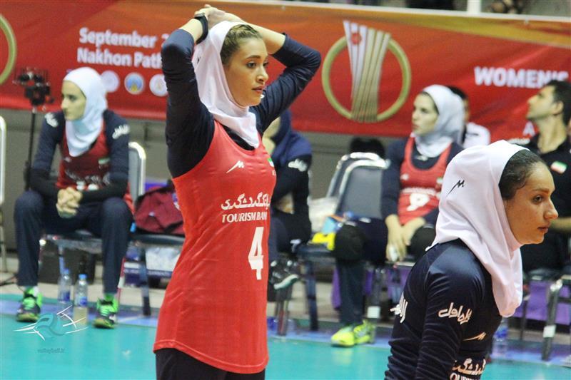ادامه ترانسفر دختران والیبالیست ایران/ اینبار؛موناآشفته17ساله