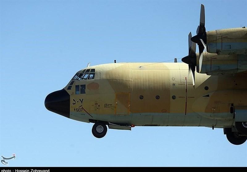 تجهیز هواپیماهای سنگین نهاجا به لاستیک ایرانی