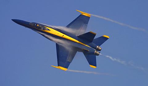 مکدانل داگلاس اف/ای-۱۸ هورنت