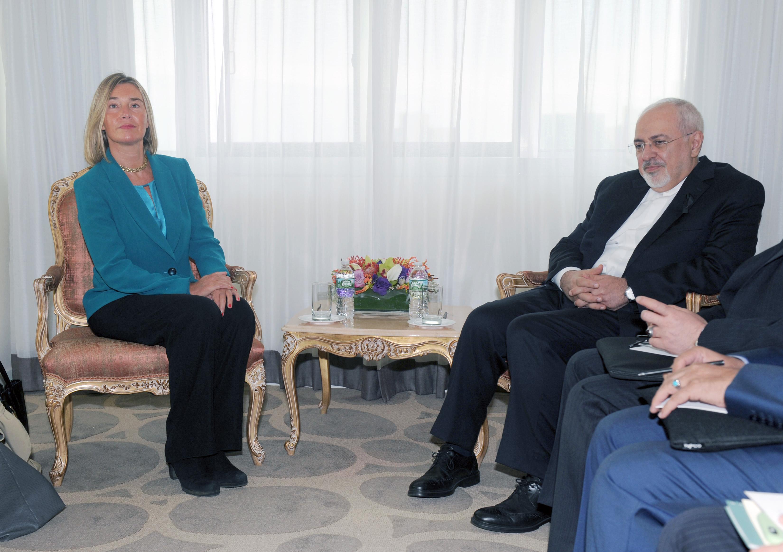تضمین اجرای کامل و موثر توافق هسته ای / تضمین کانال های پرداخت وجوه حاصل از صادرات ایران / تقویت همکاری در انرژی صلح آمیز هسته ای / به روز رسانی قانون مقابله با تحریم های اروپا برای شامل شدن ایران