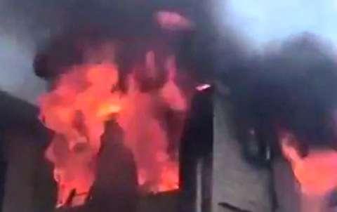 آتش سوزی در بروکلین 8 مجروح برجای گذاشت