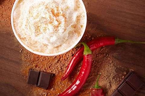 طرز تهیه قهوه موکا تند