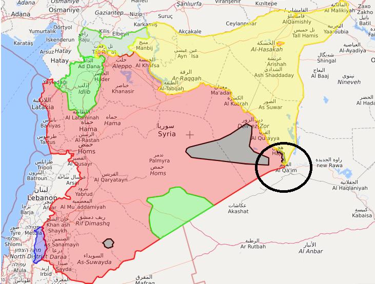 زمینه سازی برای حمله هوایی به مواضع نیروهای طرفدار ایران در عراق!
