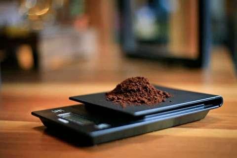 چرا قهوه را وزن میکنیم؟