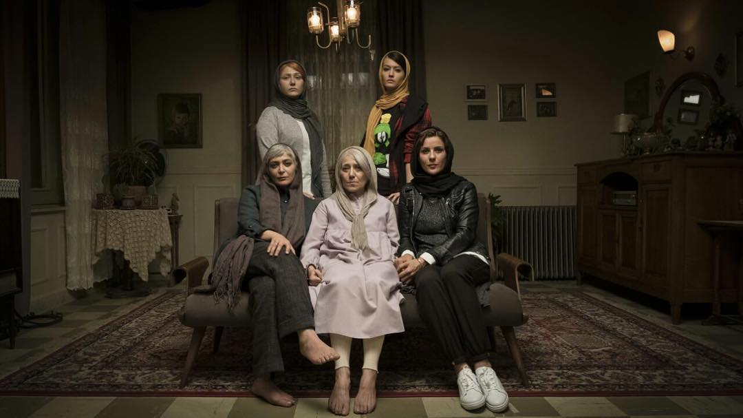 تیپ متفاوت 5 زن در یک فیلم سینمایی