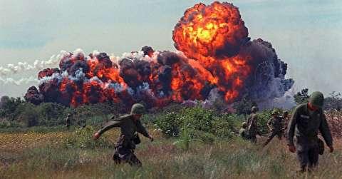 چگونه بمب آتشزای ناپالم به ارتش آمریکا وارد شد؟