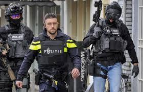 کشف «عملیات تروریستی بزرگ» توسط پلیس هلند