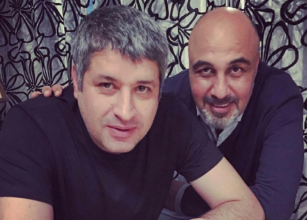 عبدالرضا کاهانی در کانادا با عطاران فیلم میسازد