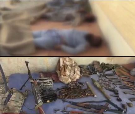 جزئیات عملیات سپاه برعلیه جیش الظلم