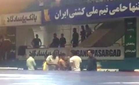 درگیری برادران گرایی با سعید عبدولی