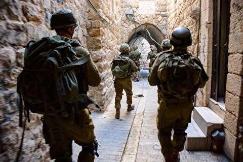 دستگیری کودک سه ساله توسط سربازان اسرائیلی