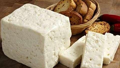طرز تهیه پنیر تبریز