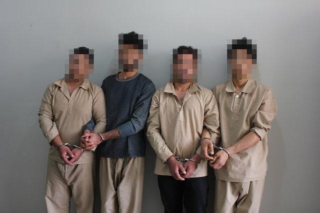پلیس «دماغ»ها را با ۴۰۰ فقره سرقت گرفت