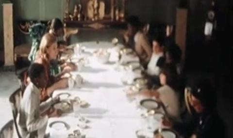 ناهار سلطنتی خانواده پهلوی در اوج بحران نفتی