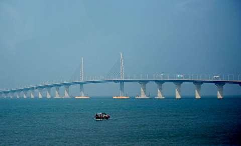 طولانیترین پل دریایی جهان، قدرتنمایی چین