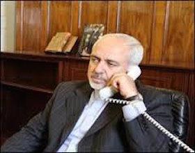 گفتگوی تلفنی ظریف با موگرینی و وزرایخارجه اروپایی