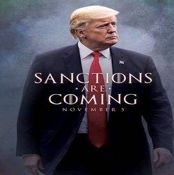 واکنش ترامپ به بازگشت تحریمها علیه ایران
