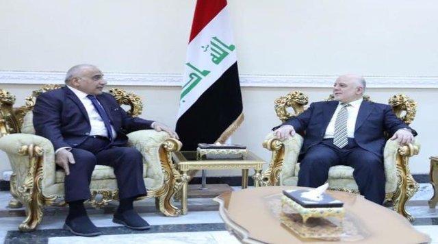 عبدالمهدی، العبادی و ۲۰ وزیر را بازنشسته کرد