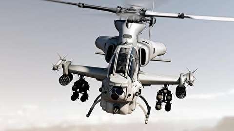 هلیکوپتر تهاجمی بل ایاچ-1زد وایپر