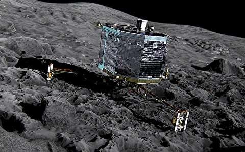 چگونه اولین کاوشگر بشر روی یک ستاره دنبالهدار فرود آمد؟