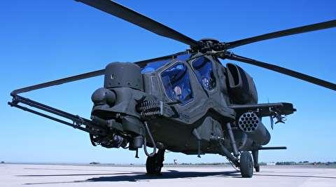 هلیکوپتر تهاجمی ای129 آگوستا