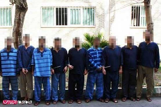 دستگیری ۹ فعال شرکت هرمی کیونت در تهران