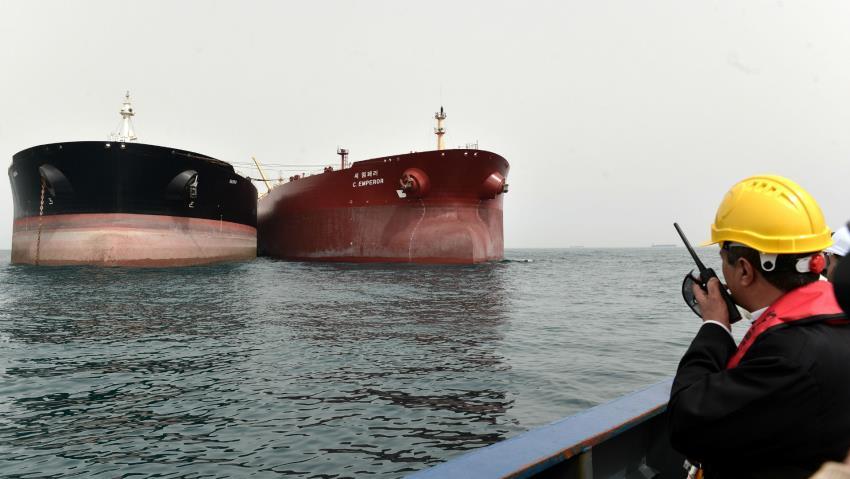 رمز گشایی از چگونگی عبور ایران از تحریم صادرات نفت