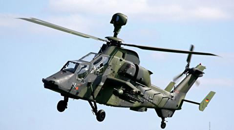 یوروکوپتر تایگر ، هلیکوپتر ضدتانک