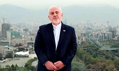 پیامهای ظریف خطاب به مردم ایران و جهان