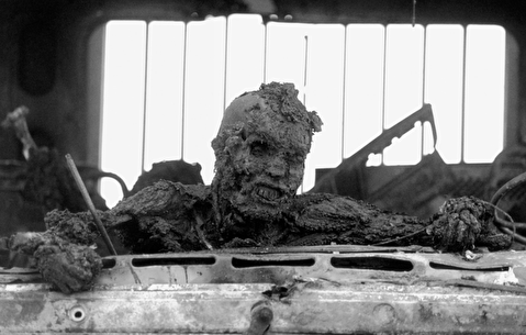 بزرگراه مرگ، گورستانی برای ارتش عراق