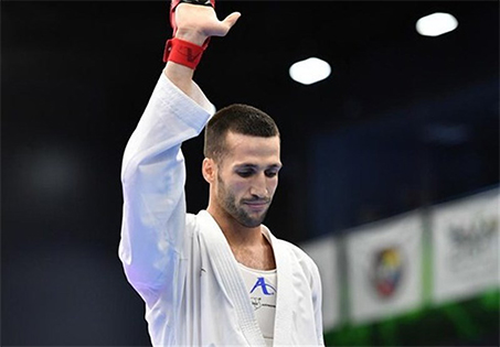 غافلگیری کاراته ایران با حذف مهدیزاده در تاتامی مادرید