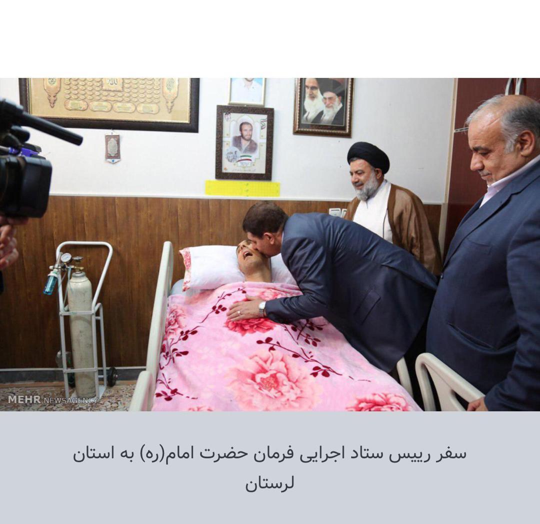 پیام محمد مخبر بمناسبت شهادت نورخدا موسوی