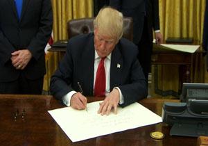 ترامپ وضعیت اضطراری ملی علیه ایران را تمدید کرد