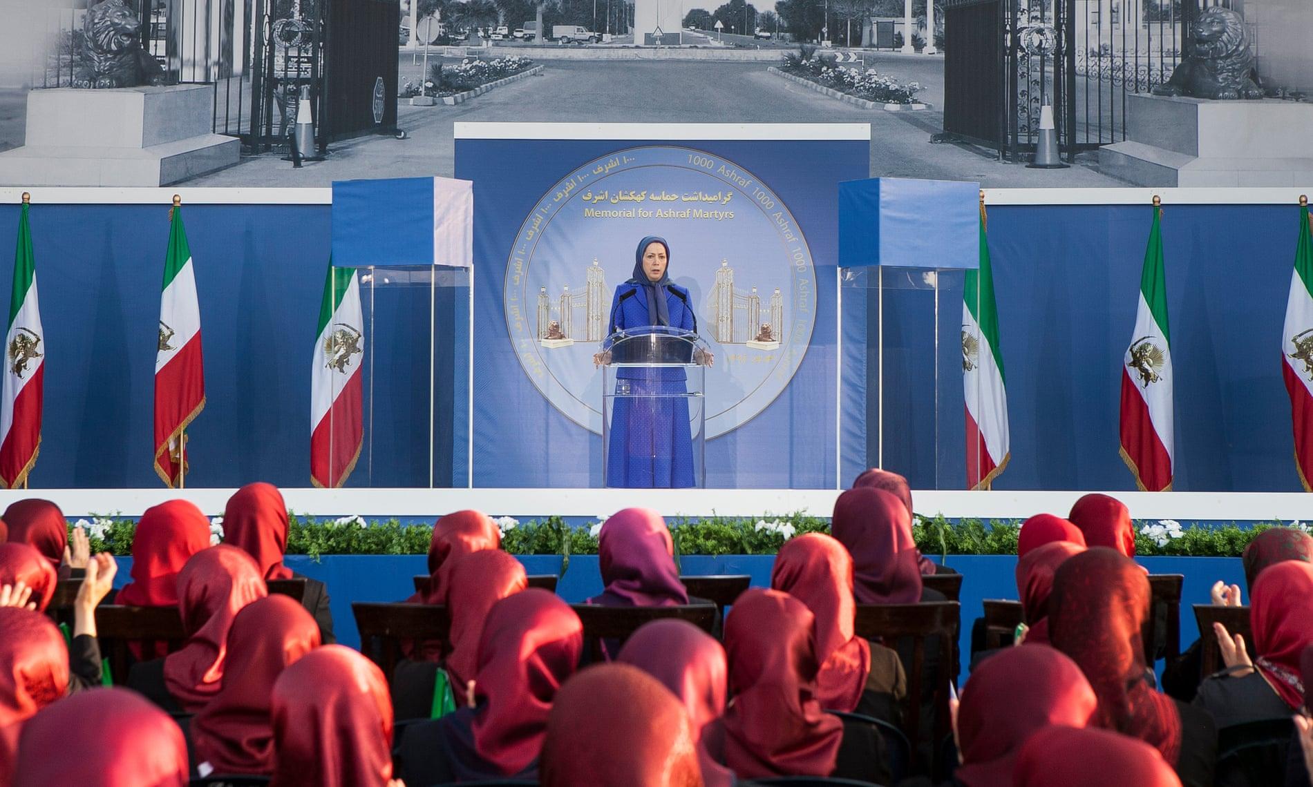 تروریست؛ فرقهگرای متعصب، یا قهرمان دموکراسی ایران؟ (بخش نخست)